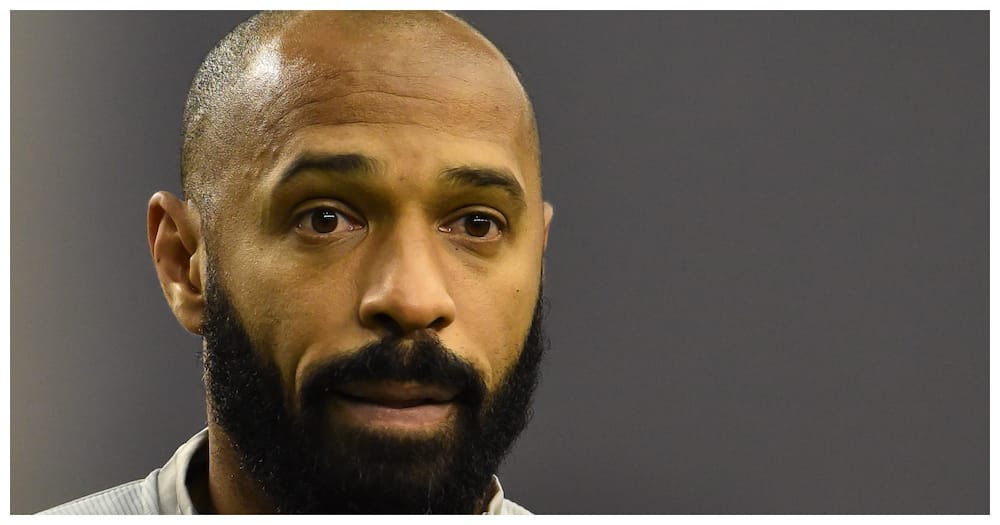 Arsenal Break Silence after Club Legend Thierry Henry Walks away from Social Media