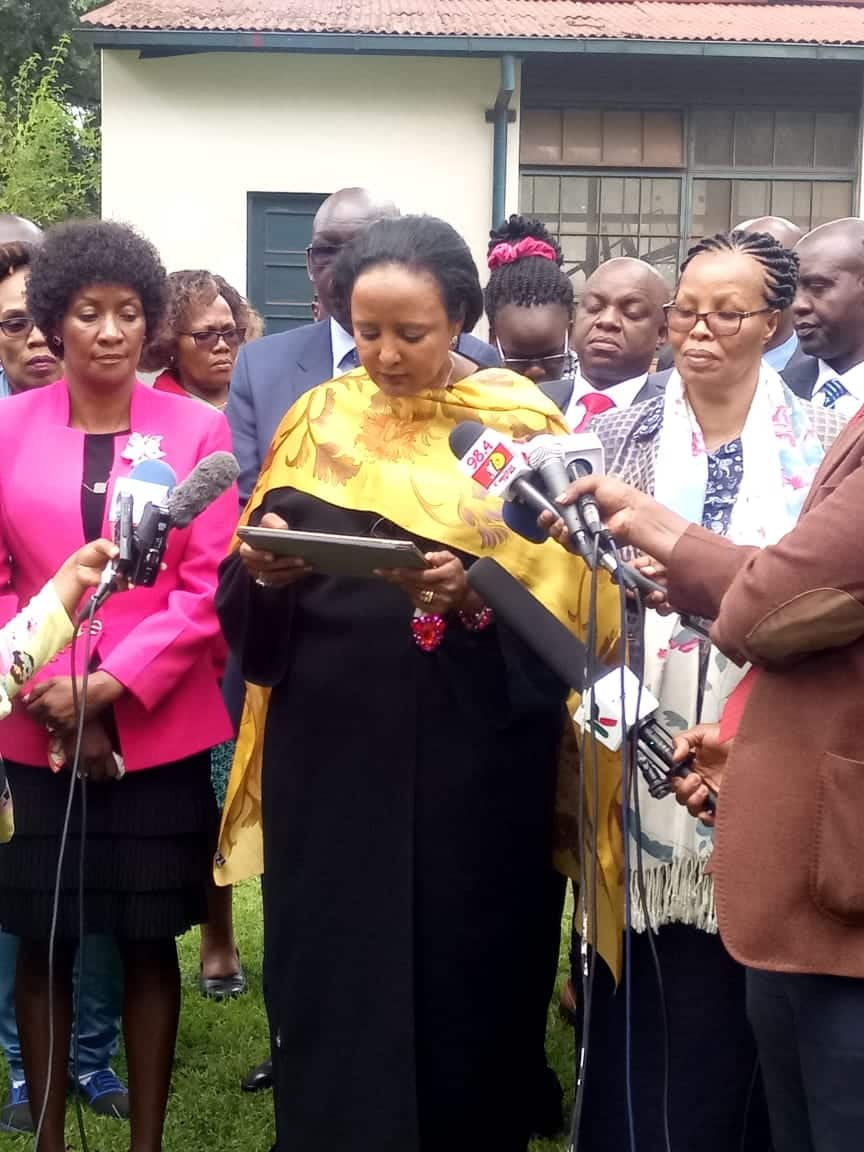 Attorney General dismisses Education CS's decision to lower TTC entry grade to D