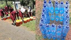 Moi Kapsowar: School Girls Saving Environment by Converting Plastic Waste into Beautiful Merchandise