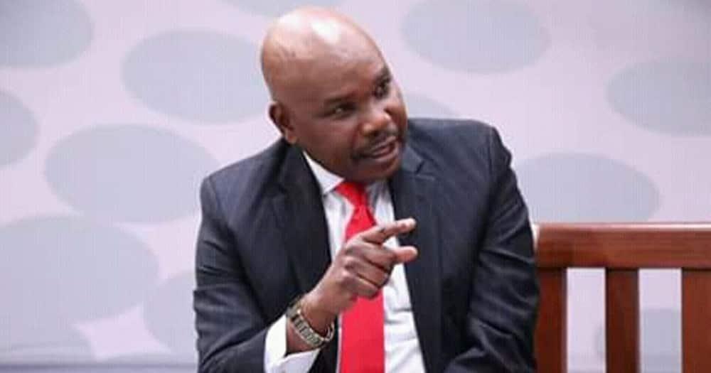 """""""Ukiachwa Achika"""": Makau Mutua Amwambia DP Ruto Baada ya Kuomba Handisheki"""