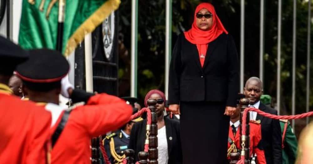 WHO Urges Tanzania President Samia Suluhu to Prioritise Fight against COVID-19