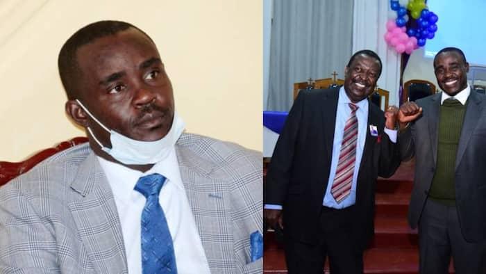 Cleophas Malala makes u-turn, says he recognises Mudavadi as Luhya kingpin few days after meeting Raila