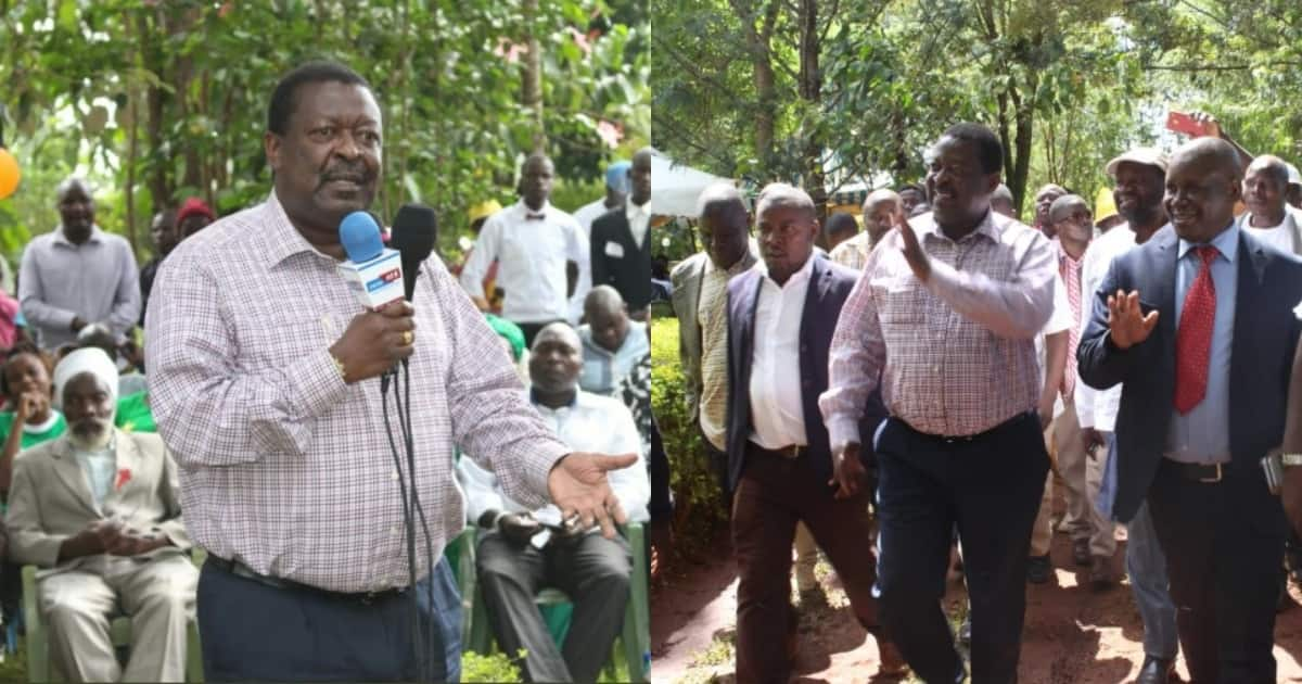 If you want to acquire a politician cheaply, go to Western - Musalia Mudavadi