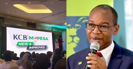 KCB unveils new service allowing mobile money customers to borrow before clearing outstanding loans