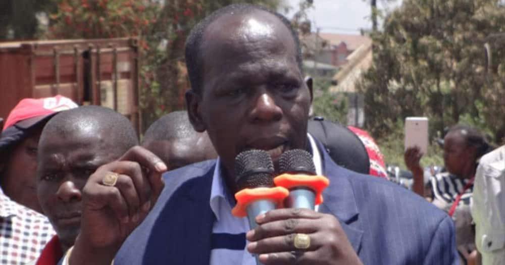 Rais Uhuru Kenyatta aomboleza kifo cha mbunge wa Juja Francis Munyua