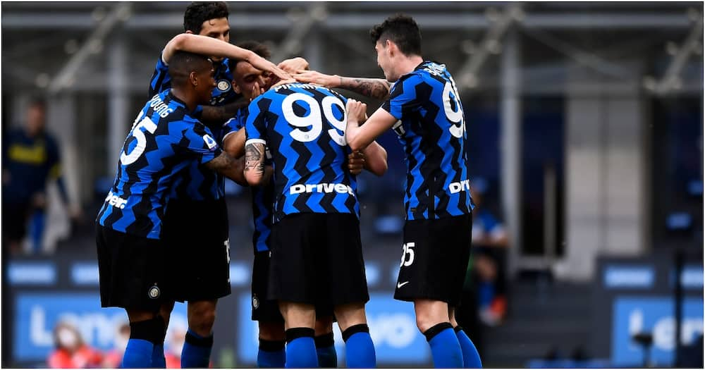 Inter Milan players asked to freeze wages for 2 months despite famous Scudetto win