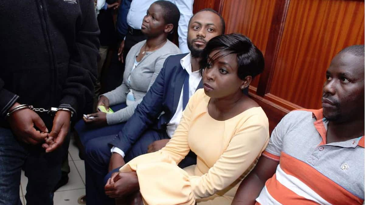 Jacque Maribe's detained lover Joseph Irungu claims to have been denied access to KNH