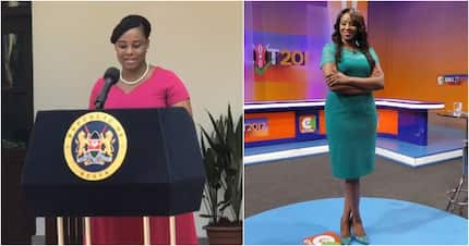 Kanze Dena's weight gain leaves her looking young, gorgeous months after bagging State House job