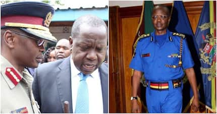 Angry Matiang'i gives unnamed cartels planning to import police uniforms thorough dress down
