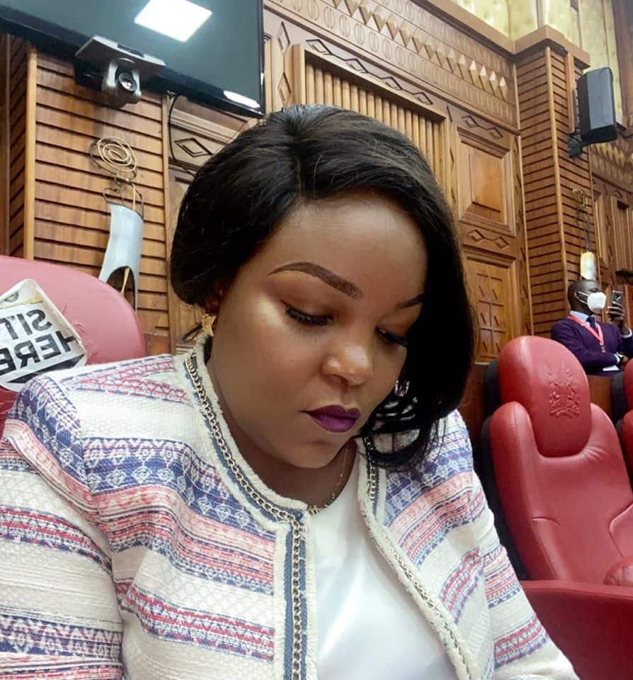 Wangui Ngirici atimuliwa kutoka kamati ya bunge