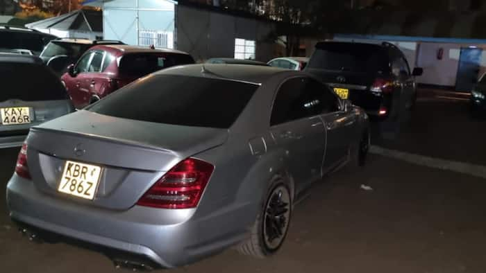 Nairobi: Car Owner Arrested after Driving into Police Station with Gun, Handcuffs