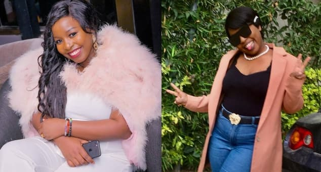 Saumu Mbuvi discloses baby daddy Senator Anwar cheated on her with close friend
