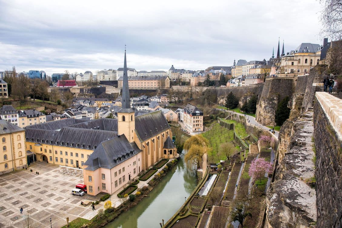 Luxembourg set to become first country to provide free public transport