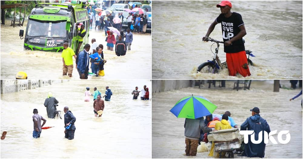Met department warns of heavy rains, floods in parts of Kenya from Friday, November 29