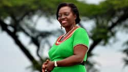 "Martha Karua Declares Interest in Kirinyaga Gubernatorial Race: ""Nobody Has Requested Me to be His Deputy"""