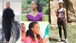 7 Delectable Photos of Former Machakos First Lady Lilian Nganga