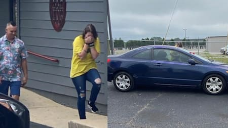 Bosses From Heaven: Restaurant Owners Gift Hardworking 19-Year-Old Employee Car