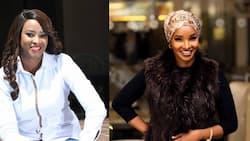 Kanze Dena says she misses hosting news alongside BFF Lulu Hassan