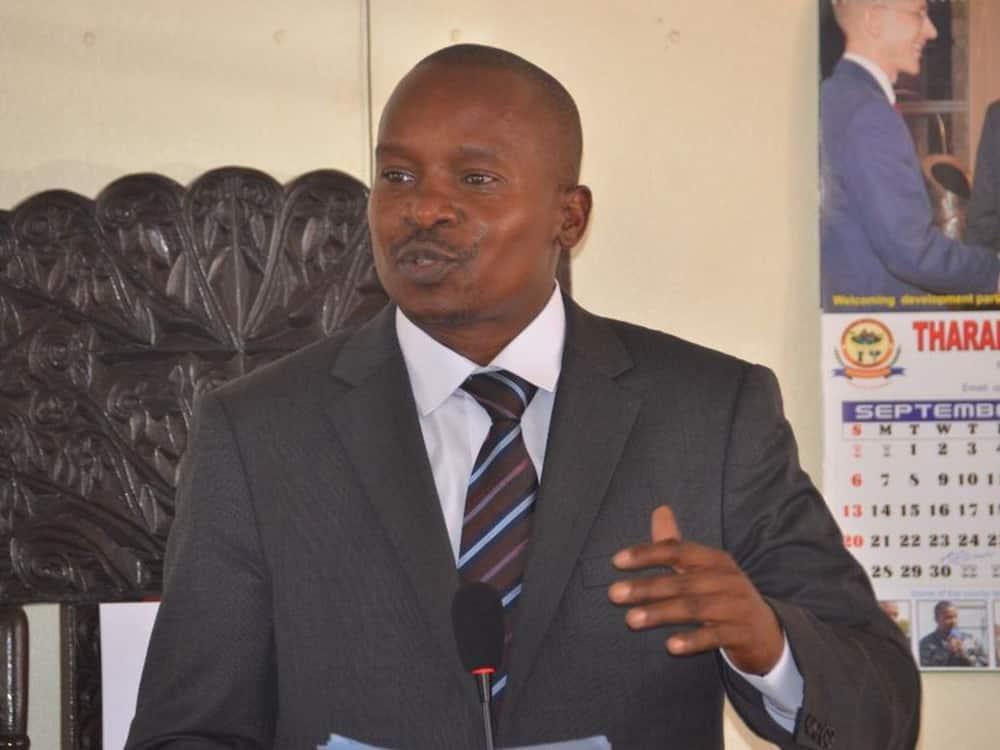 Niko tayari mnitimue Jubilee, Kindiki asema kuhusu mfumo wa ugavi mapato