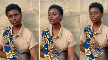 Young Girl who Hawks Wows Many with Angelic Voice, Sings Like Beyoncé