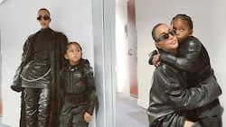 "Kim Kardashian Emotional after Son Saint Breaks His Arm: ""Not Ok"""