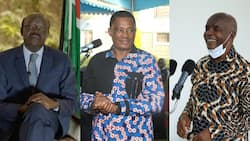 Speaker Muturi, Mukhisa Kituyi and Kibwana in Talks to Offer Fourth Force in 2022 General Election