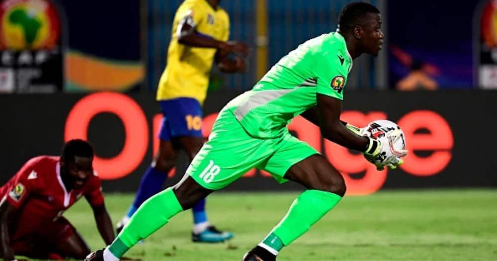 Patrick Matasi: Kenyan Goalkeeper Hospitalised After Freak Road Accident