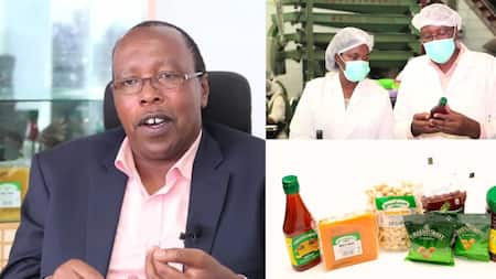 Athanas Matheka Started Honey Business with KSh 15k after Quitting Employment, He Now Runs the Greenforest Foods Empire