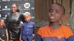 """TRHK Actress Njambi Delighted by Son's Acting on Zora TV Show: """"I'm Just Too Excited"""""""