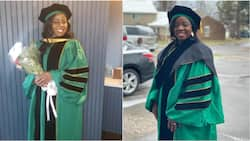 Mother of 2 graduates with PhD in Economics after 6 years in university