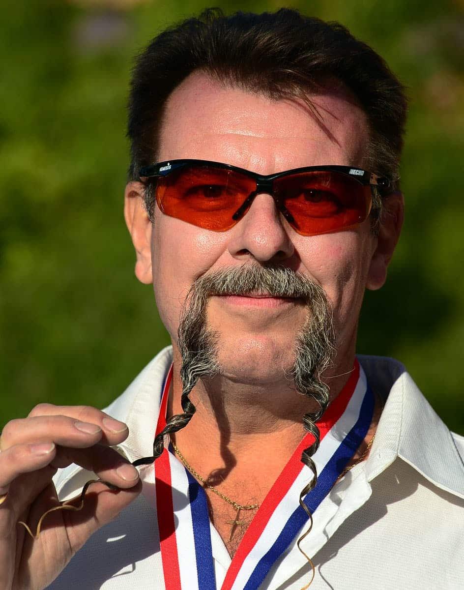 moustache styles 2018