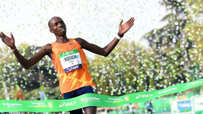 Kenyan Marathoner Makes History after Breaking Kenenisa Bekele's Long-Standing Record