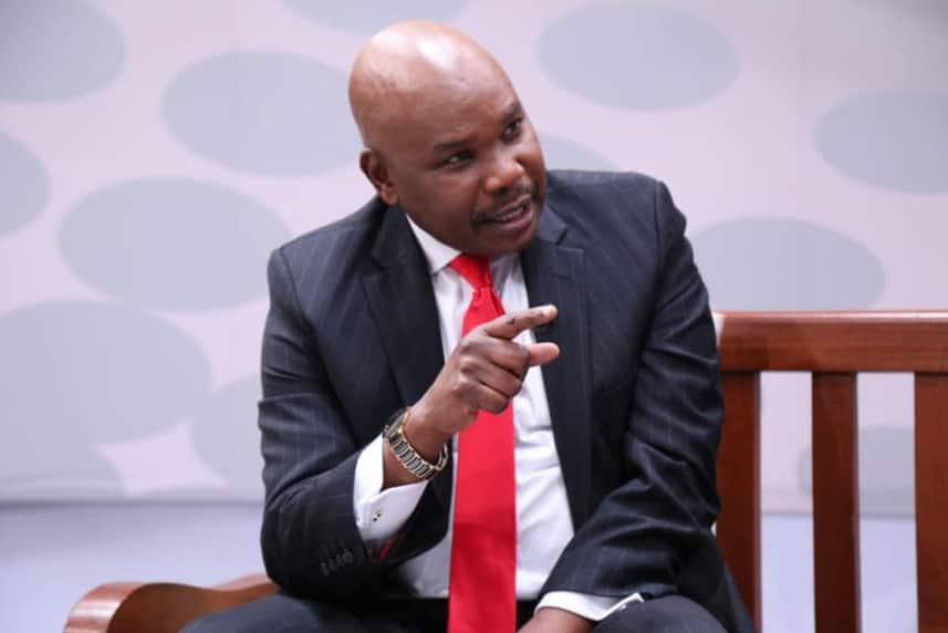 DP Ruto anapanga kumuunga mkono Mudavadi 2022, Makau Mutua asema