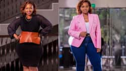 """Grace Msalame Says She Prefers Keeping Love Life Private: """"Once Bitten Twice Shy"""""""