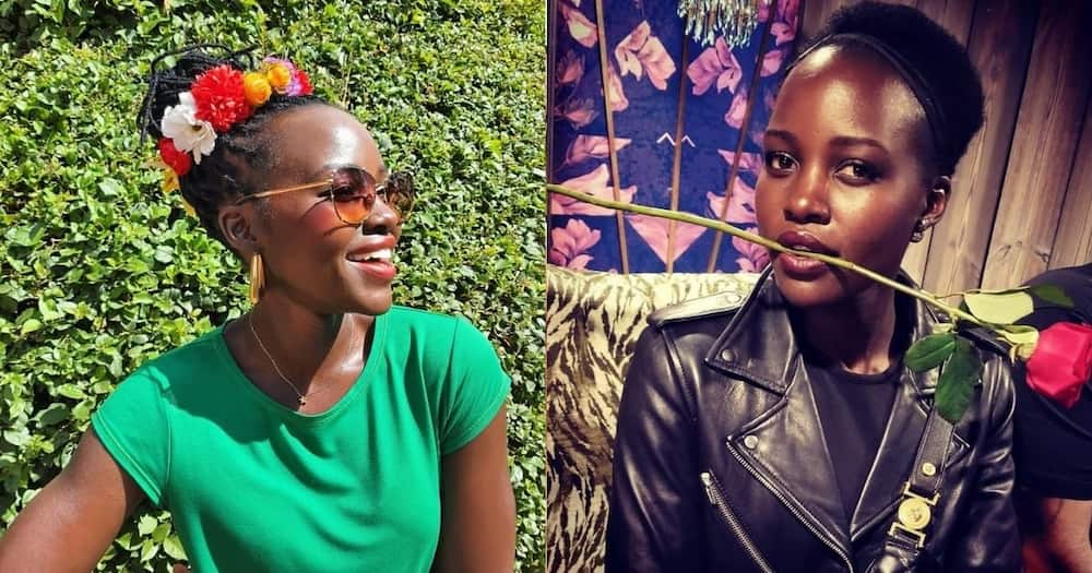 """Lupita Nyongo Rings in 38 with a Stunning Pic: """"Looking Gorgeous"""""""
