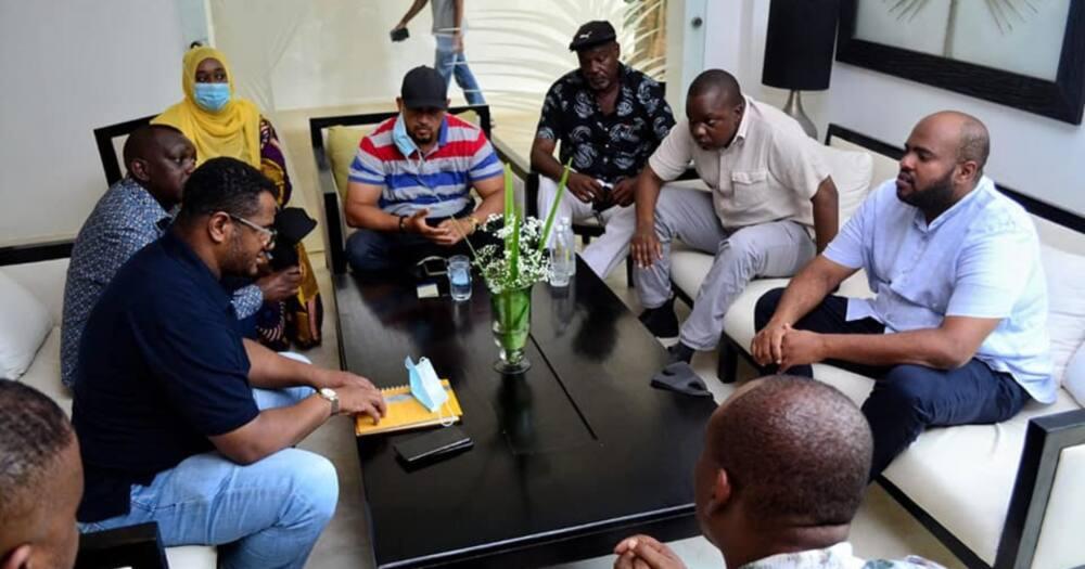 Msambweni: Oscar Sudi aongoza kikosi cha DP Ruto, acheza nambari 9