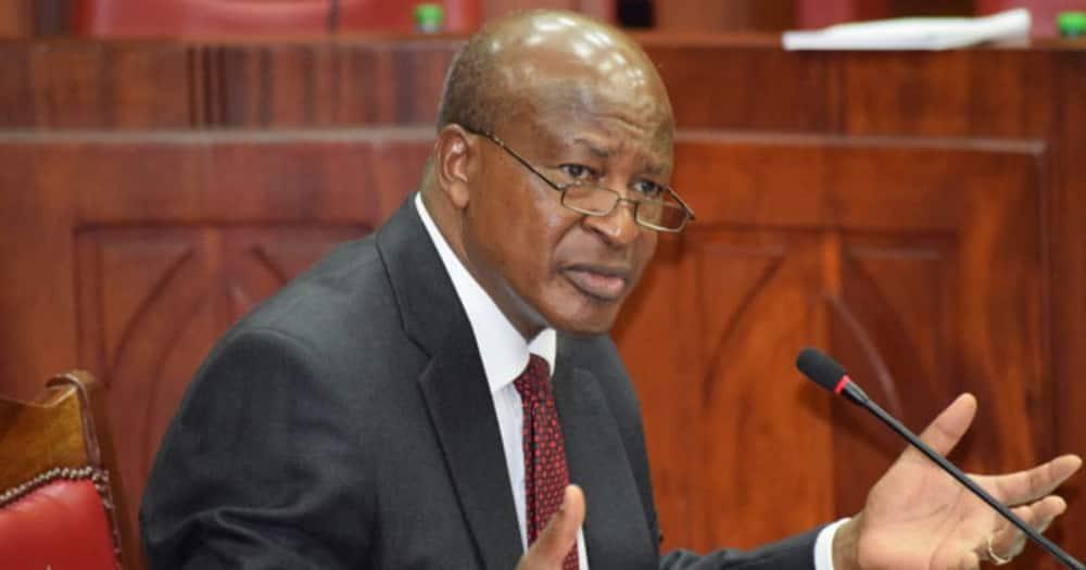 Attorney-General Paul Kihara. Photo: Judiciary.