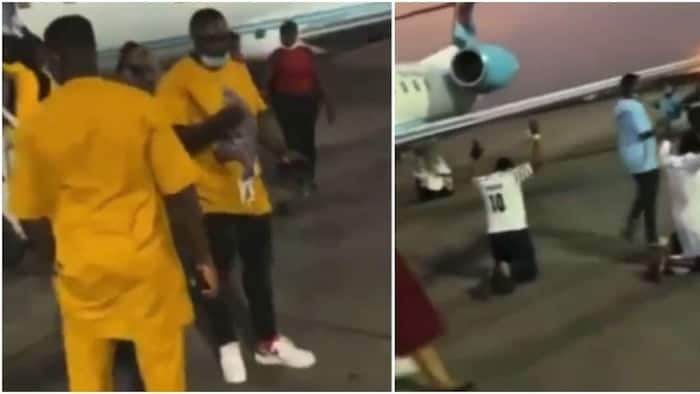 Passengers Thank God for Sparing Their Lives after Plane that Almost Crashed Lands Safely