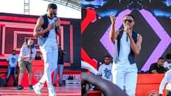 'Unforgettable Tour' ya Kiba yafana baada ya kujibizana na Diamond kuhusu tamasha ya Wasafi