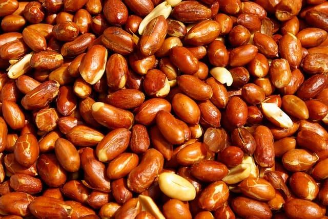 benefits of peanuts