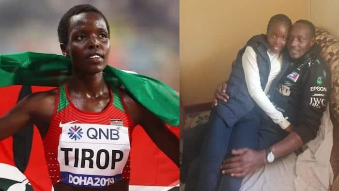 Mumewe Mwanariadha Agnes Tirop Akiri Kumuua, Awapigia Wazazi Wake Simu