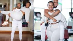 We're Together, Corazon Kwamboka Responds to Rumours She Has Broken up With Frankie