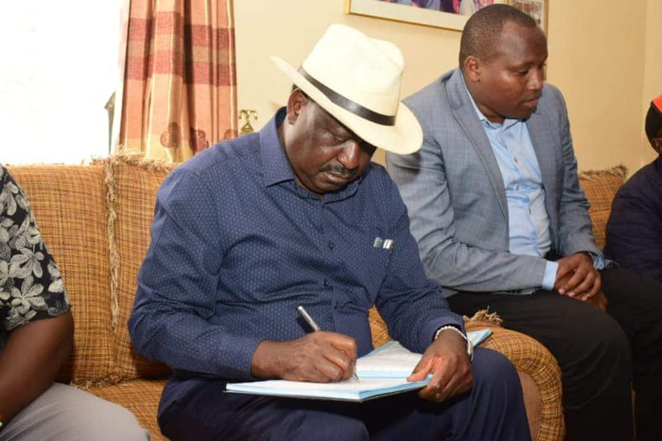 Raila Odinga asherehekea siku ya kuzaliwa, atimia miaka 75