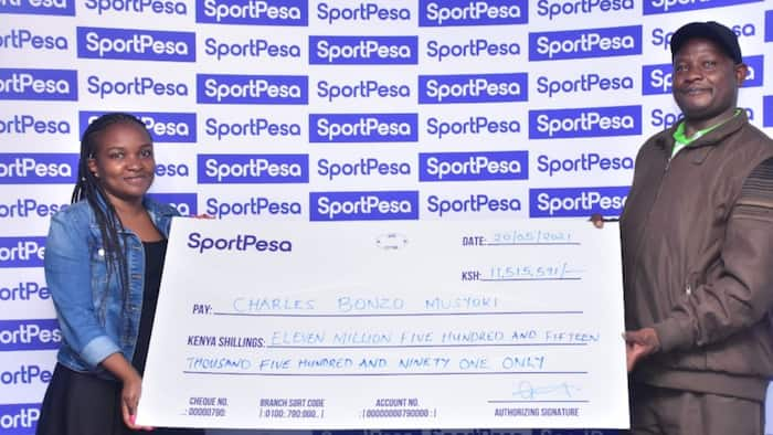 Charles Musyoki: Security Man Who Struggled to Pay Wife's Medical Bills Wins KSh 11.5m Jackpot