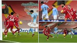 Man City yaadhibu Liverpool ugenini na kufungua pengo la alama 5 kileleni