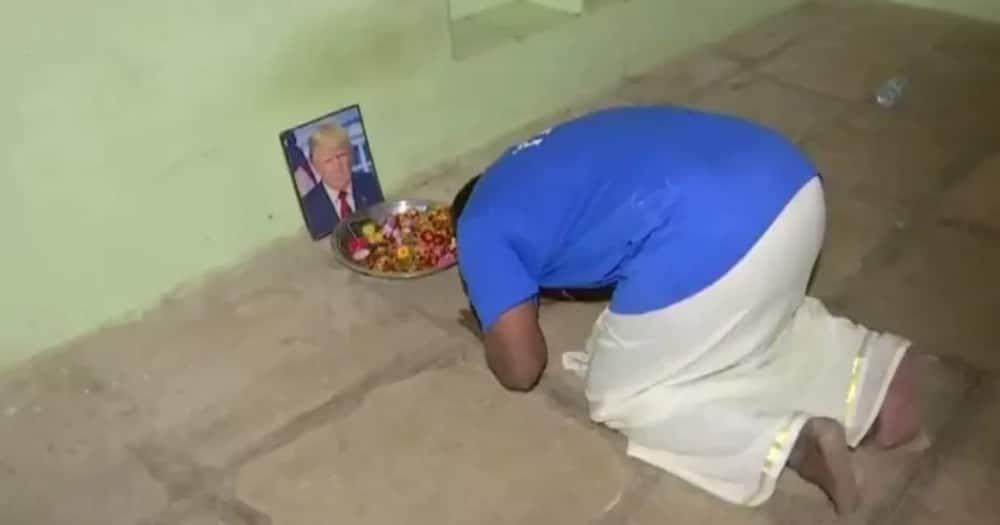 Jamaa aliyefunga kumuombea Trump apate nafuu afariki dunia