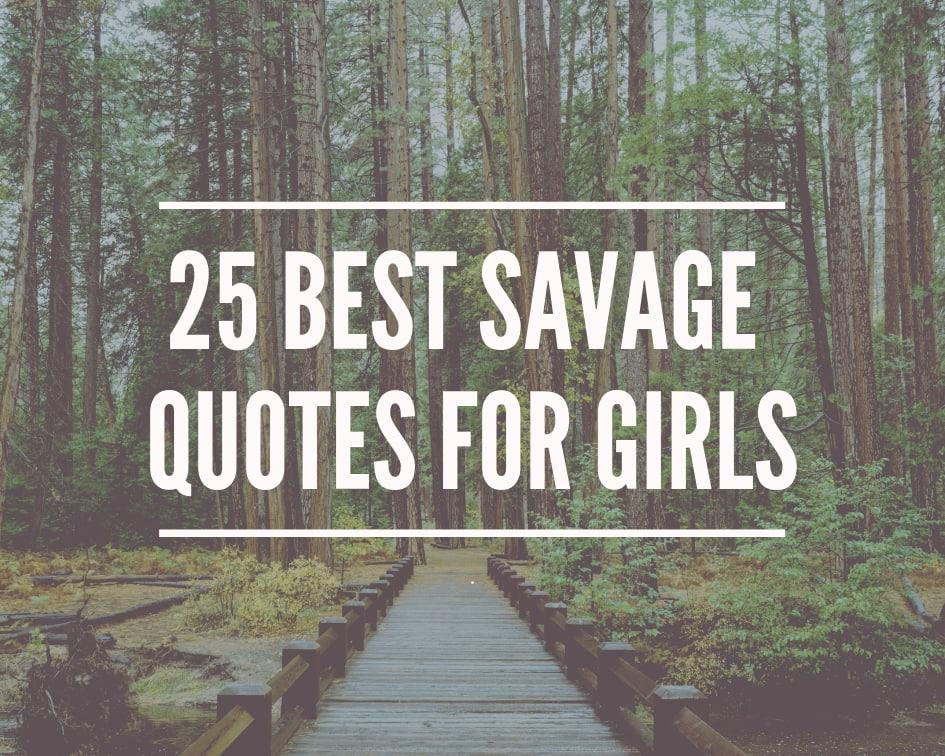 25 best savage quotes for girls ▷ Tuko.co.ke