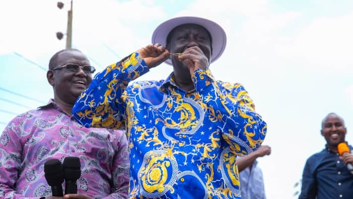 MP Caleb Kositany, Agnes Kagure Condemn Raila Odinga's Heckling in Meru
