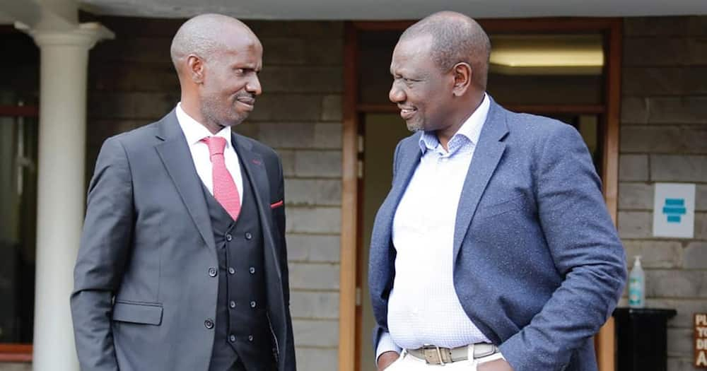 Wilson Sossion has said he sought Raila's blessings before ditching ODM for Ruto's UDA.