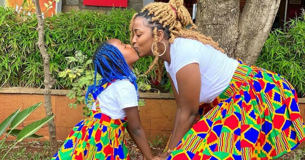 Actress Jackie Matubia left Zambians men drooling.